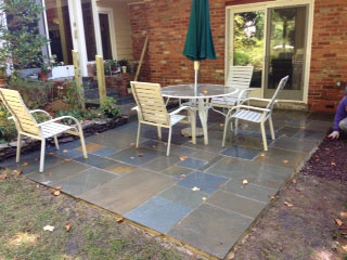 Patio Extension