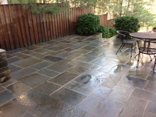 Patio Refacing